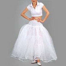 Ball Gown Ankle-length Multi-layer Wedding Bridal Petticoat