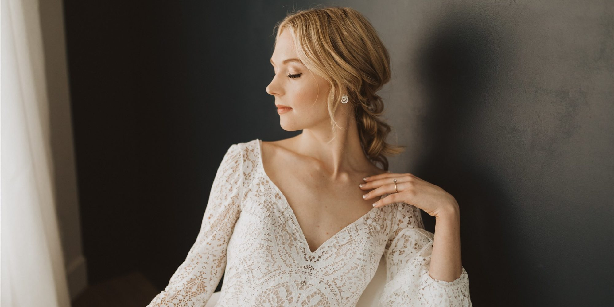 Beautiful Wedding Dresses With Sleeves